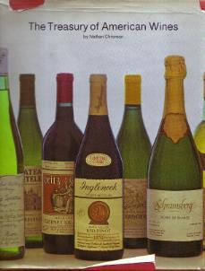 The Treasury of American Wines HB w/ DJ :: FREE Shipping