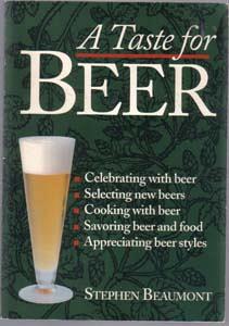 A Taste for BEER :: 1995 Book