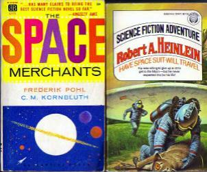 Lot of 8: Science Fiction Books :: Lot # 1 :: FREE Shipping