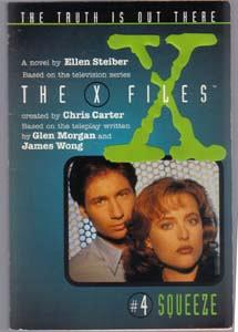 Lot of 5 Books: THE X-FILES :: FREE Shipping
