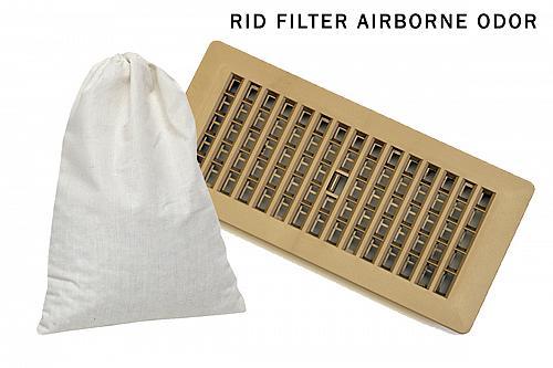 SMELLEZE Reusable Industrial Odor Removal Deodorizer: Rid Odor in 300 Sq. Ft.