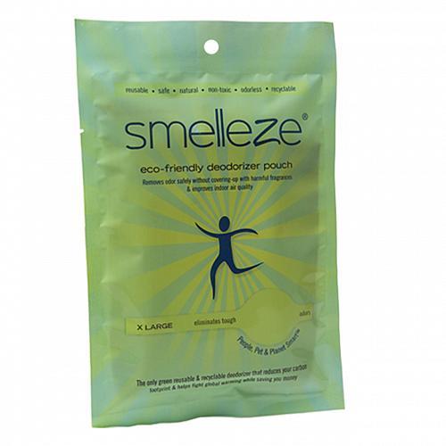 SMELLEZE Reusable Refrigerator Odor Remover Deodorizer: Rid Odor in 300 Sq. Ft.