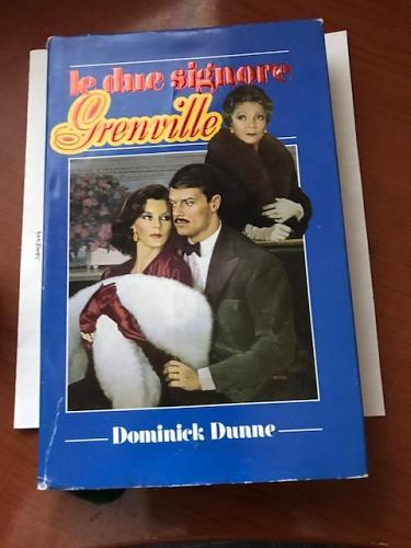 Italy Book : Le due signore Grenville libro