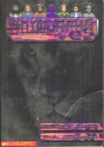 Lot of 4: Animorphs Books :: FREE Shipping