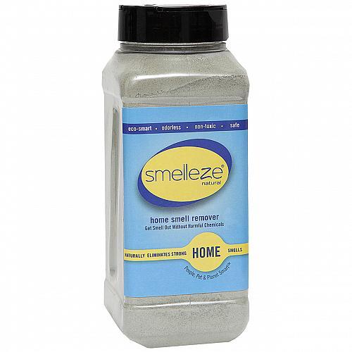 SMELLEZE Natural Room/House Smell Remover Deodorizer: 2 lb Powders