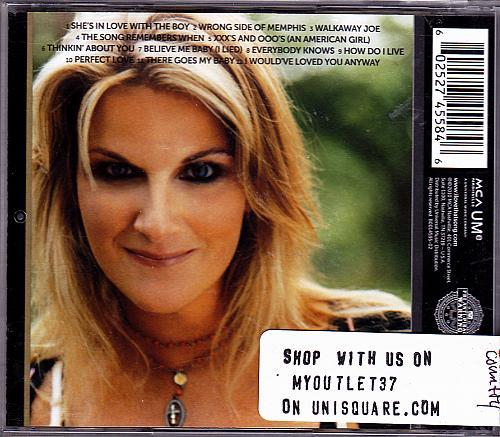 Icon by Trisha Yearwood CD 2010 - Very Good