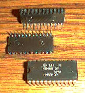 Lot of 12: Hitachi HM46810P