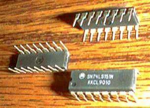 Lot of 25: Motorola SN74LS151N