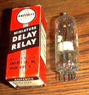AMPERITE 5N030T Miniature Delay Relay
