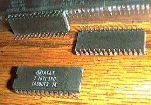 Lot of 16: Motorola/AT&T T 7571 1PC