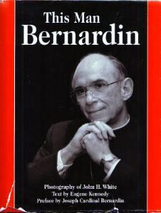 This Man Bernardin HB w/ DJ :: Archbishop of Chicago :: FREE Shipping