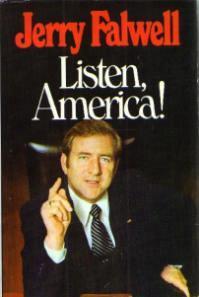 Listen, America ! HB w/ DJ by Jerry Falwell :: FREE Shipping
