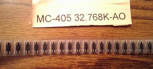 Lot of 30: Seiko Epson MC-405 32.768K-AO :: FREE Shipping