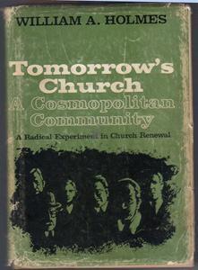 TOMORROW'S CHURCH :: Cosmopolitan Community :: 1968 HB :: FREE Shipping