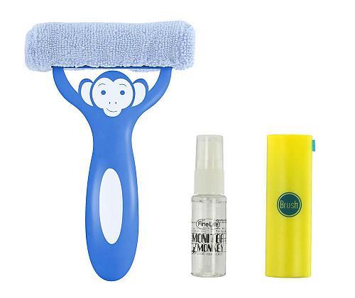 :10821U - Monkey Microfiber Monitor Cleaning Set