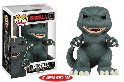 """:10582U - Pop! Movies Godzilla 6"""" Vinyl Figure"""
