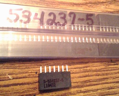 Lot of 28: AMP 534237-5 :: FREE Shipping