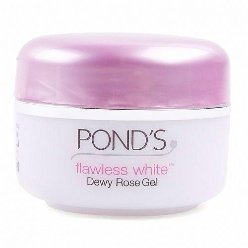 Pond's Flawless White Skin Whitening Dewy Rose Gel 10 grams