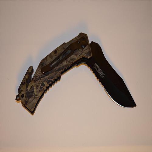 Tac-Force Spring Assissted Sniper 688CA Folding Knife