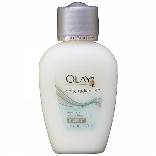 Olay White Radiance Intensive Whitening Lotion Skin Whitening Sunscreen 30ml
