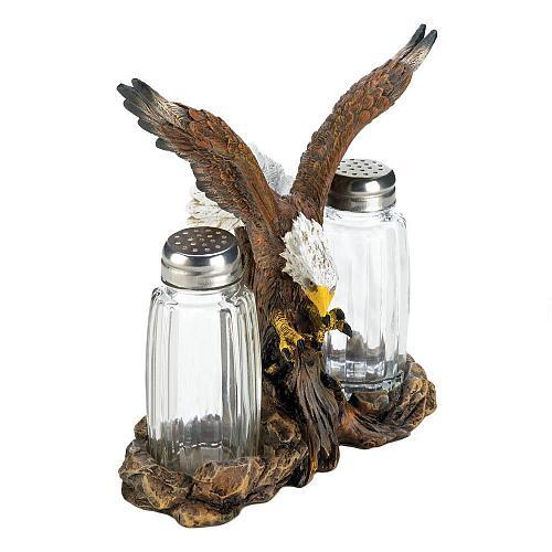*18194U - Soaring Eagle Salt & Pepper Set