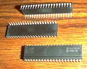 Lot of 9: Fujitsu MBL8088-2