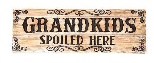 :10804U - Grandkids Decorative Sign