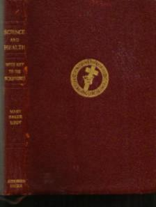 SCIENCE AND HEALTH :: Mary Baker Eddy 1934 :: FREE Shipping