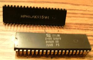 Lot of 2: Zilog Z-80 SIO/0
