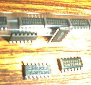 Lot of 42: Texas Instruments SN75188