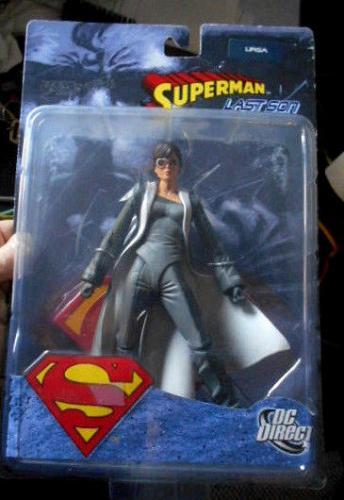 URSA -- Superman Last Son Action Figure Series 1 DC Direct unopened