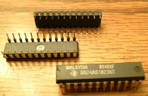 Lot of 6: Texas Instruments SN74AS1823NT