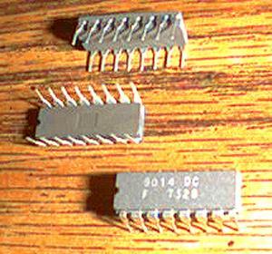 Lot of 24: Fairchild 9014DC