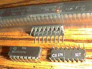 Lot of 10: Texas Instruments SNC54LS174J