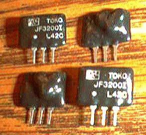 Lot of 119: TOKO JF3200I