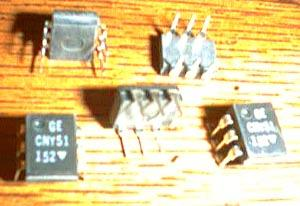 Lot of 66: GE Solid State CNY51 Photon Coupled Isolator