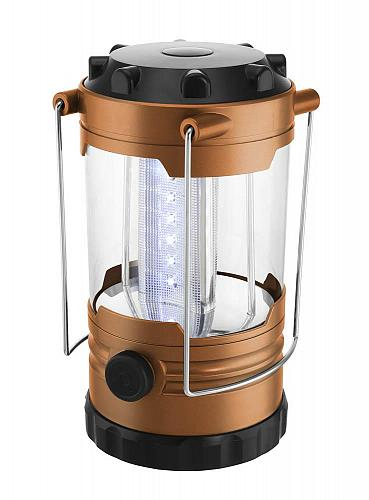 :10716U - Blaze 18 Super Bright LED Light Lantern Copper