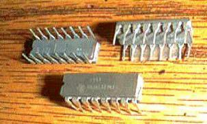 Lot of 15: Texas Instruments SN54LS174J
