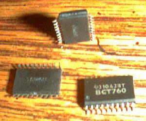 Lot of 37: Texas Instruments BCT760