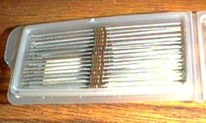 100: Allen Bradley RC07GF511J : 1/4W 510 Ohms Resistors