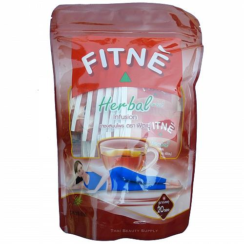 Fitne Herbal Infusion Original Senna Weight Loss Slimming Diet Tea 20 Teabags
