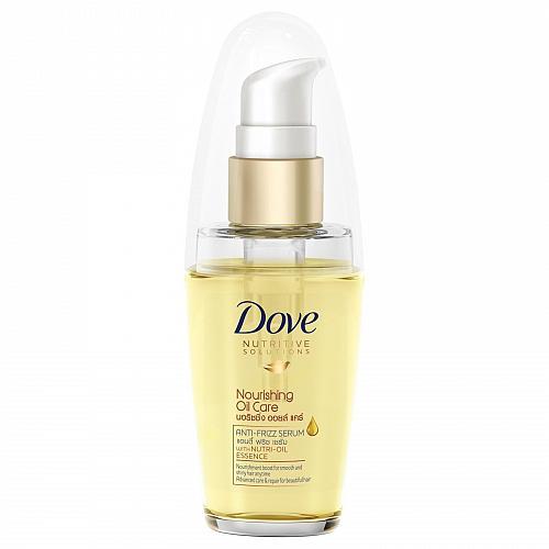 Dove Nourishing Oil Care Anti Frizz Hair Fall Rescue Serum 40ml
