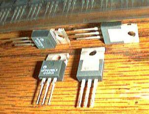 Lot of 100: Motorola WP90288L9 QGR131 Voltage Regulator :: FREE Shipping