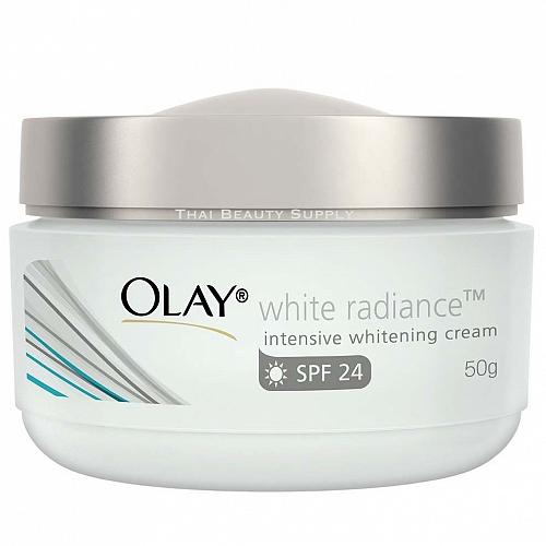 Olay White Radiance Intensive Whitening Cream Skin Whitening SPF 24 50 grams