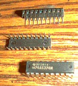 Lot of 20: Texas Instruments SN74AS374N