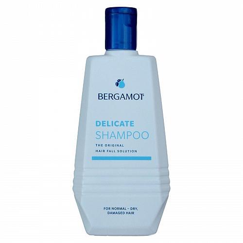 Bergamot Delicate Shampoo Prevents Hair Loss Dandruff Itchiness 200ml