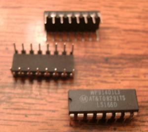 Lot of 30: Motorola AT&T WP91401L3 LS166D