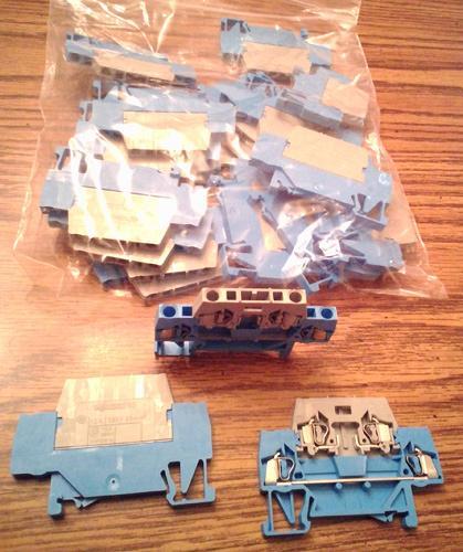Lot of 22: WAGO 280-531 Double Decker Modular Terminal Blocks :: FREE Shipping