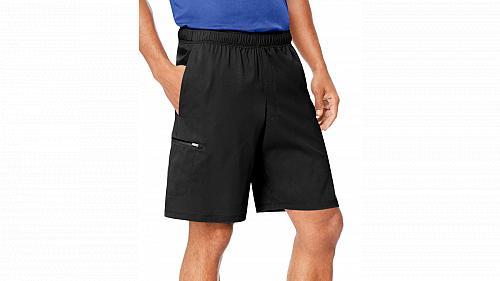 Lot of 2 Hanes Sport Men's Hybrid Pocket Shorts #O2368