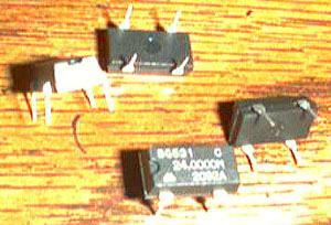 Lot of 35: Seiko SG531 :: 24.0000M Crystal Oscillators :: FREE Shipping